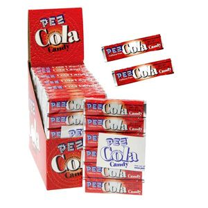 Pez Cola Refill Candy 12 Count