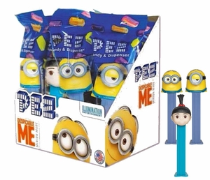 Pez Despicable Me 12 Count