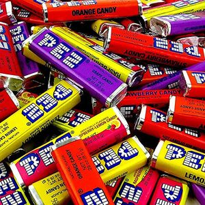 Pez Refill Candies 10lb Box