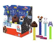 Pez Secret Life Of Pets 12 Count