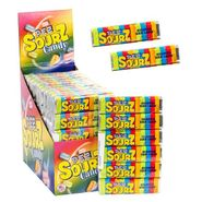 Pez Sourz Refill Candy 12 Count