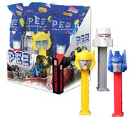 Pez Transformers & Candy 12 Count