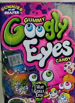 """Play The """"I Feel What?!"""" Game At Your Halloween Party With Gummy Eyeballs And More"""