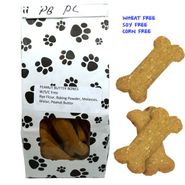 Poocheychef Peanut Butter Dog Bones 22 Count (Wheat,Soy,Corn Free)