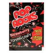 Pop Rocks 24ct - Strawberry