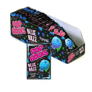 Pop Rocks Blue Raspberry