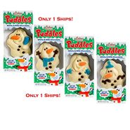 Puddles White Chocolate Snowman 2.5oz