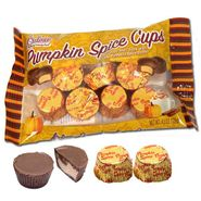 Pumpkin Spice Mini Cups 4.5oz Bag