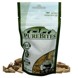 Purebites Cat Treats Ocean Beef Liver