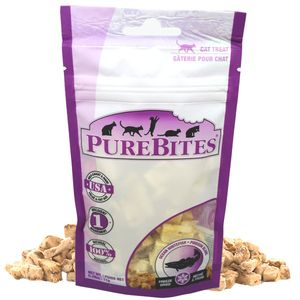 Purebites Cat Treats Ocean Whitefish