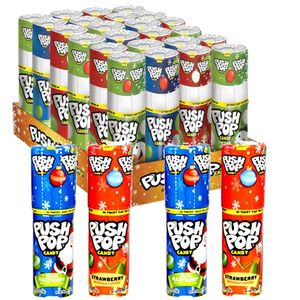 Push Pop Holiday 24 Count
