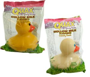 Quax - Hollow Vanilla Chocolate Duck 2oz (One)