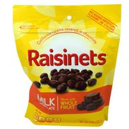 Raisinets 8oz Stand Bag