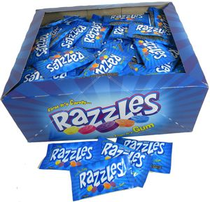 Razzles 240ct  Mini Packs