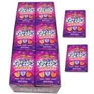Razzles Hearts Valentines Candy 24 Count