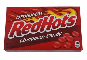 Red Hots Cinnamon 5.5oz Box