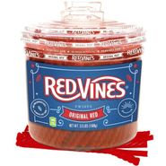 Red Vines Red Licorice Twists 160 Count Tub