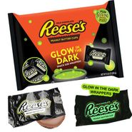 Reese's Glow In Dark Halloween 9.35oz Bag (18 Count)