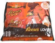 Reese's Lover Snack Size Mix 30 Count