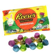 Reese's Miniature Peanut Butter Cups Easter 18.5oz Bag