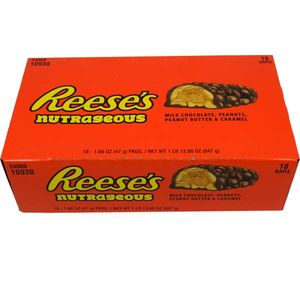 Reese's Nutrageous Candy Bar 18 Count