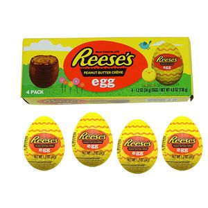 Reese's Peanut Butter Creme Eggs 4 Pack