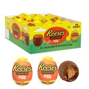 "Reese's Peanut Butter ""Creme"" Eggs 48 Count"