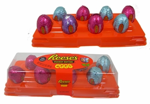 Reese's Peanut Butter Egg Bites 8 Count Tray
