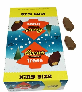 Reese's Peanut Butter Tree's King Size 24 Count