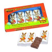 Reese's Reester Bunnies 4 Pack