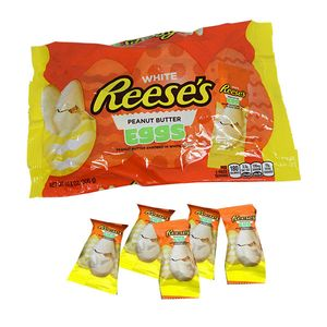 Reese's White Creme Peanut Butter Eggs 10.8oz Bag