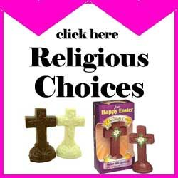 Religious Easter Candy
