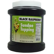 Rice's Black Raspberry Topping 4lbs