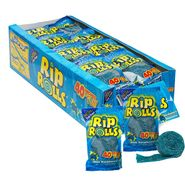 Rip Rolls Blue Raspberry 24 Count