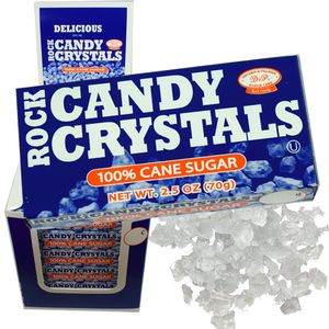 Rock Candy Crystals 24 Count