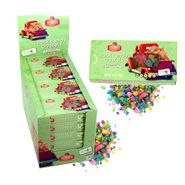 Rock Candy Crystals Rainbow 24 Count