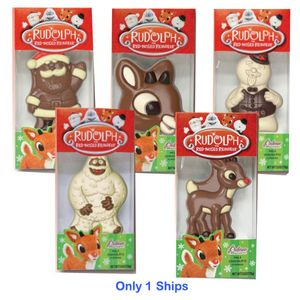 Rudolph & Pals Milk Chocolate Friends 2.5oz (One)