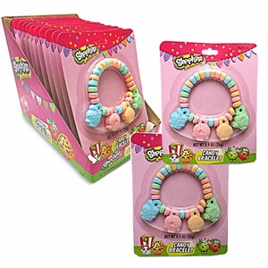 Shopkins Candy Bracelets 12 Count