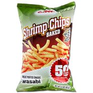 Shrimp Chips Wasabi 3.3oz