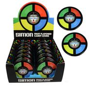 Simon Candy Tins 12 Count