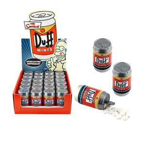 Simpsons Duff Mints 24 Count