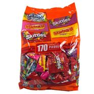Skittle Starburst Variety 170 Count