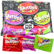 Skittles Assorted Fun Size 40 Count