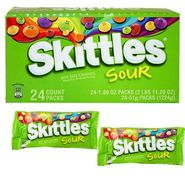 Skittles Sour 24 Count