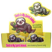 Sloth Spirit Animal Candies 12 Count