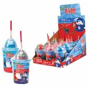 Slush Puppy Dip N Lik Candies 12 Count