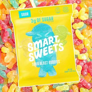 Smart Sweets Sour Gummi Buddies 1.8oz Bag