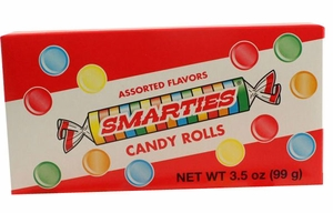 Smarties Candies 3.5oz