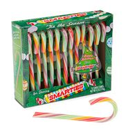 Smarties Candy Canes 12 Count