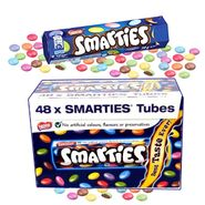 "Smarties ""UK"" Hexagon 48 Count"